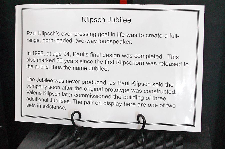Klipsch Museum 05