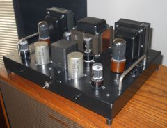 DHT 2A3 amp