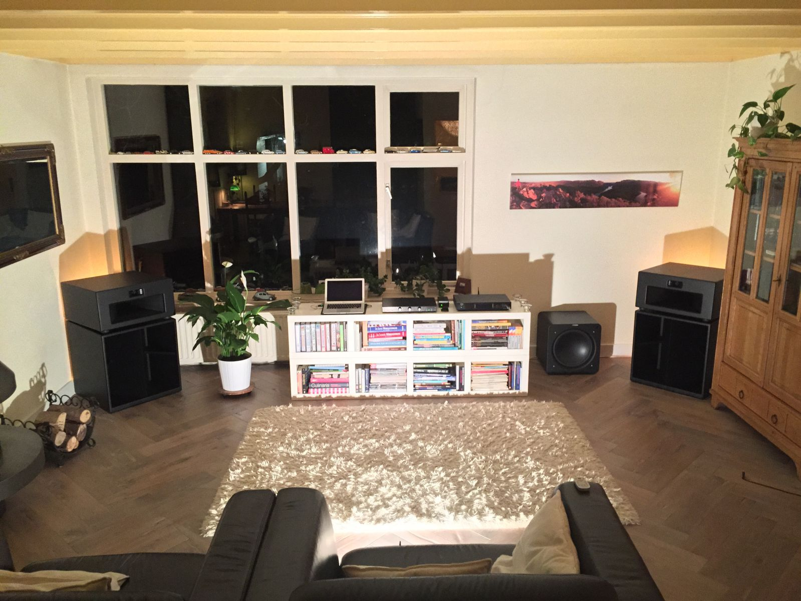 Listening Room, Wijk en Aalburg, Netherlands