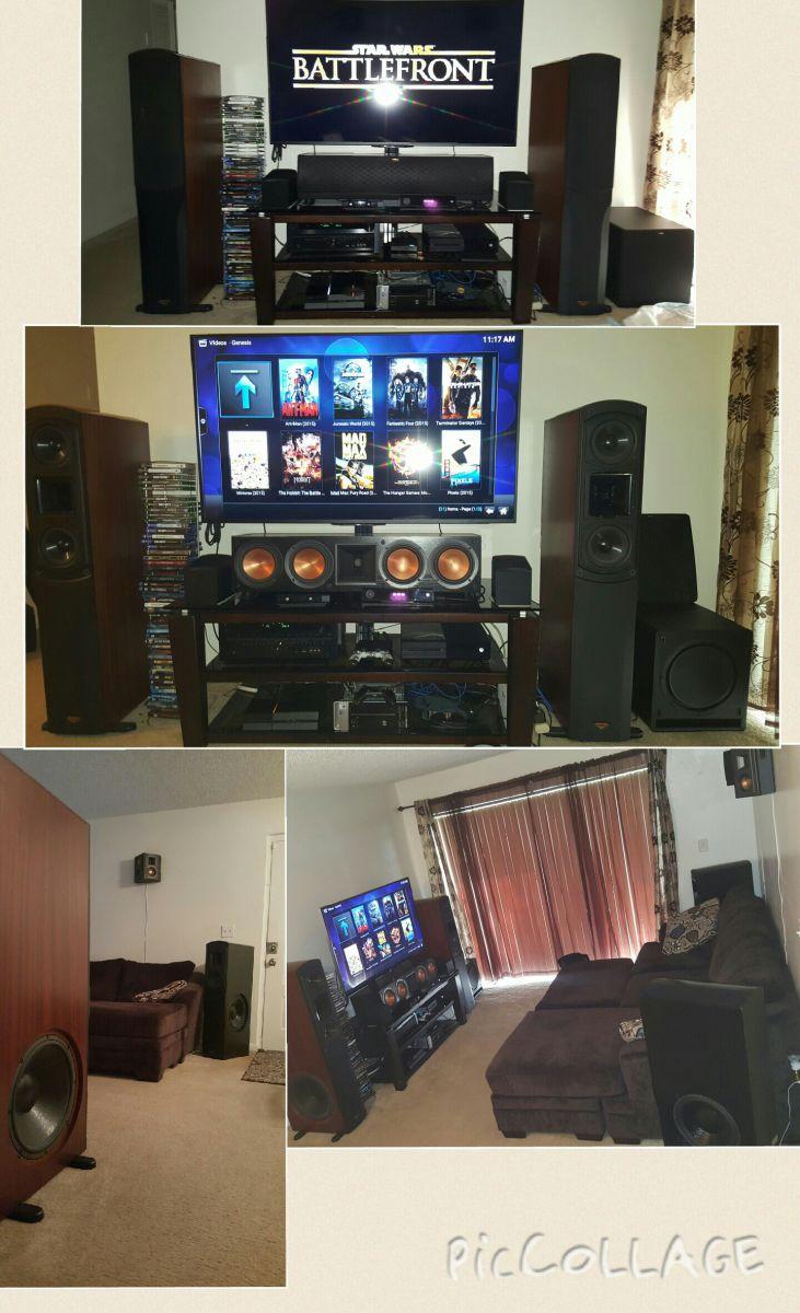 Living room 7.5 /5.2.5