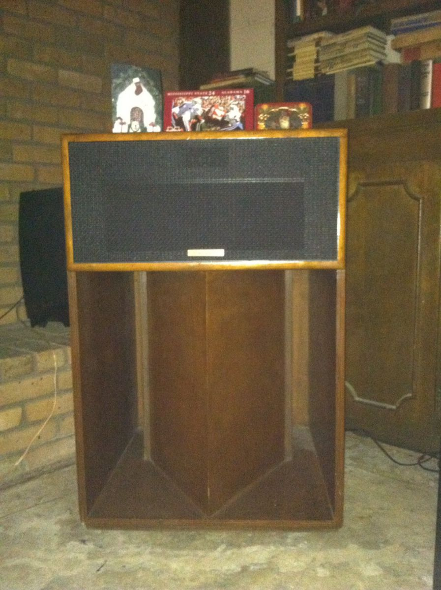 Klipsch Walnut Oiled