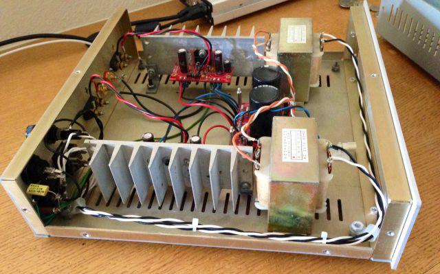 LM3886 Amp 3