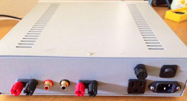 LM3886 Amp 2
