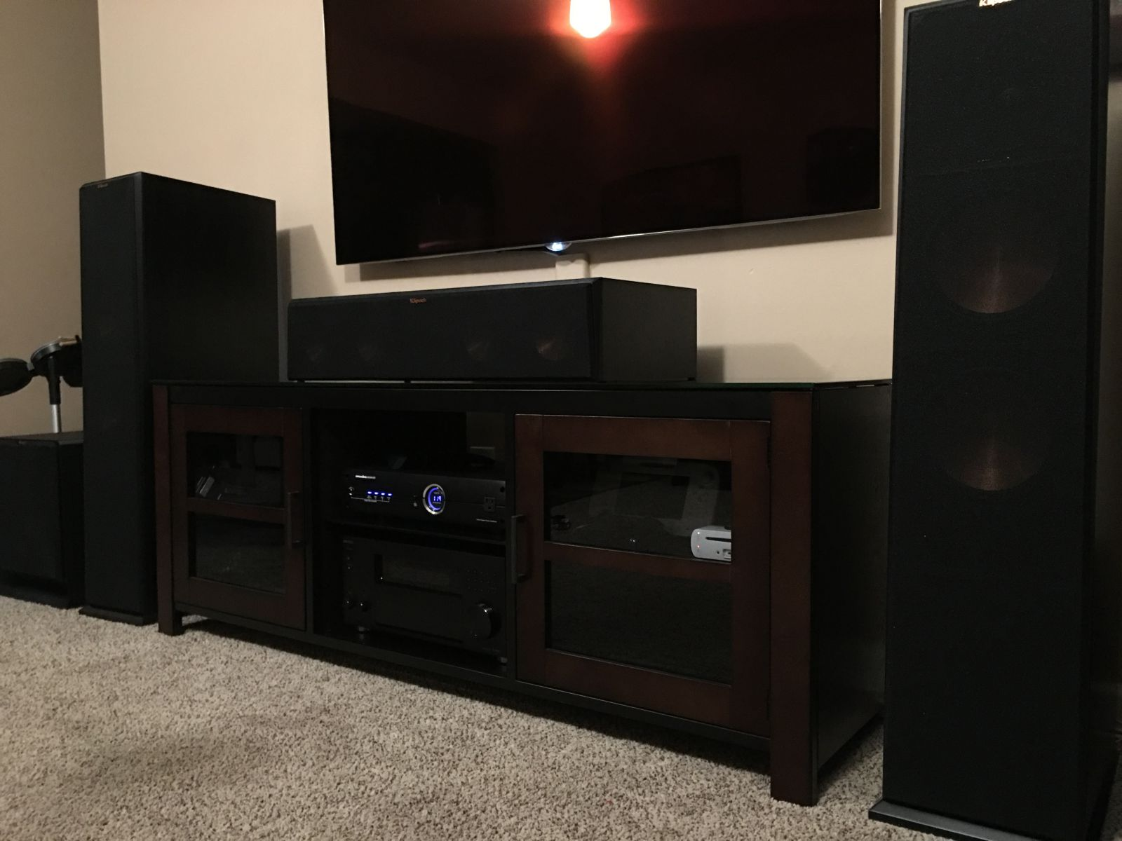 My Living Room Home Theater