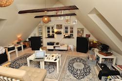 My listening room