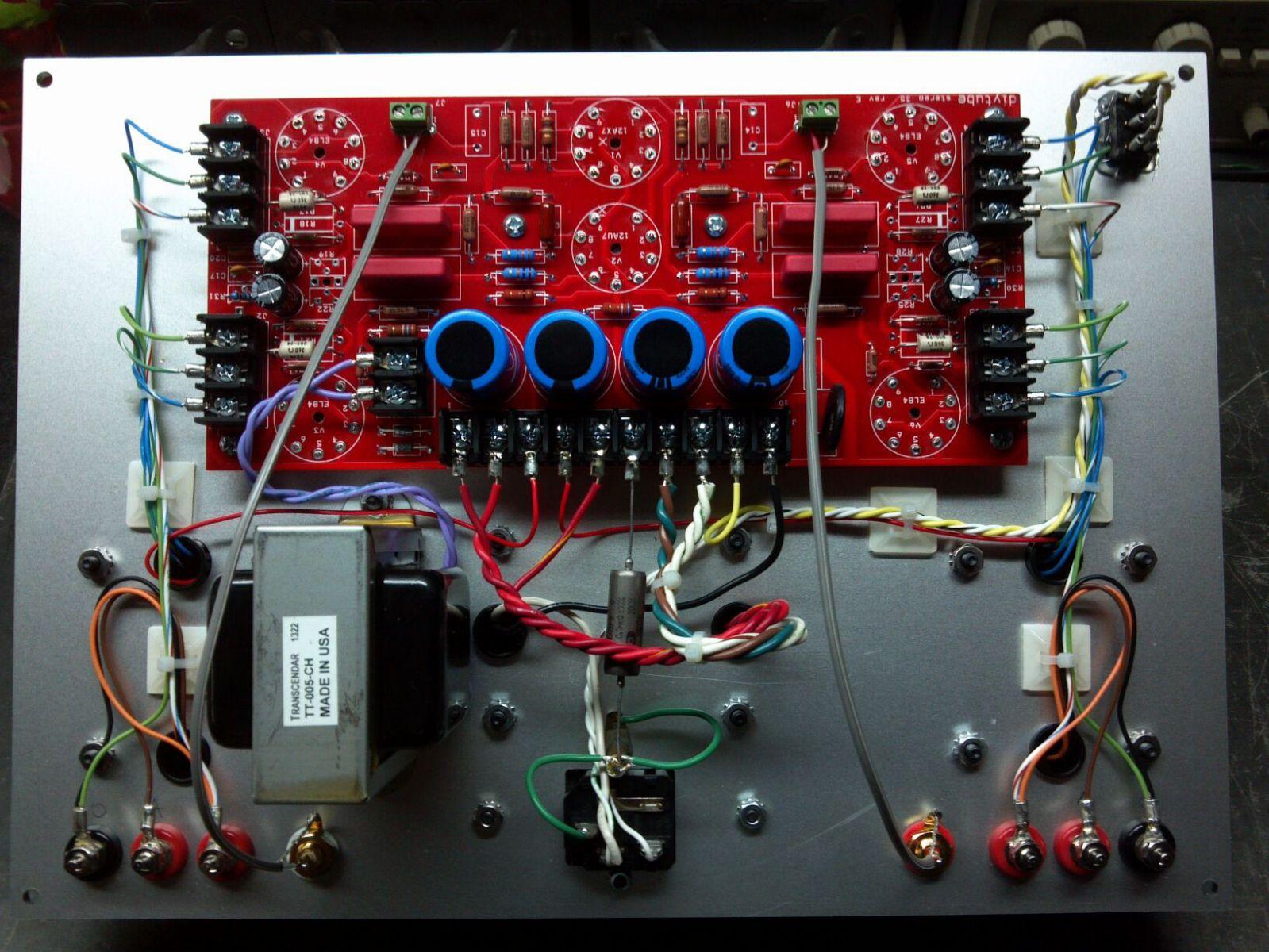 Inside amps