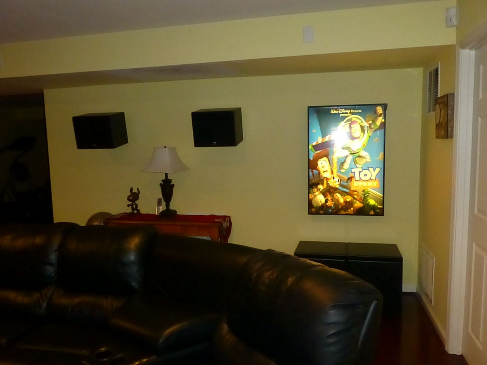 Klipsch KL-525's, Movie Poster Marquis