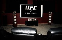 UFC at Payne Manor