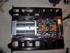 DBX BX1 Amp Internals