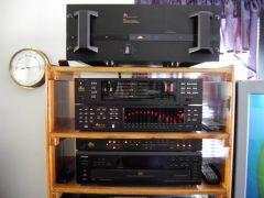 DBX Processors & DBX BX1 Amp
