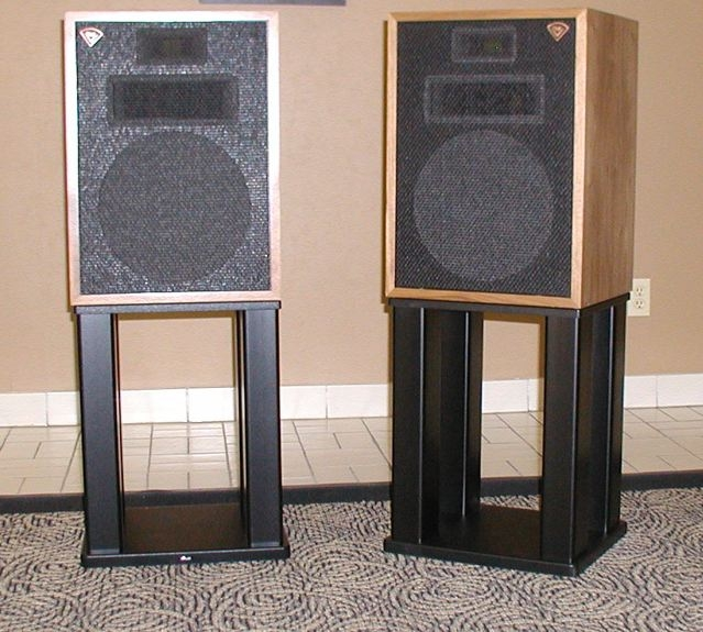 Speaker stands for Klipsch Heresys  - Architectural - The