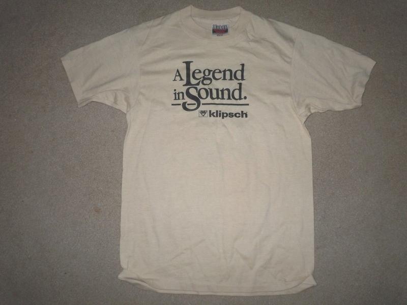 Klipsch T Shirt Garage Sale The Klipsch Audio Community