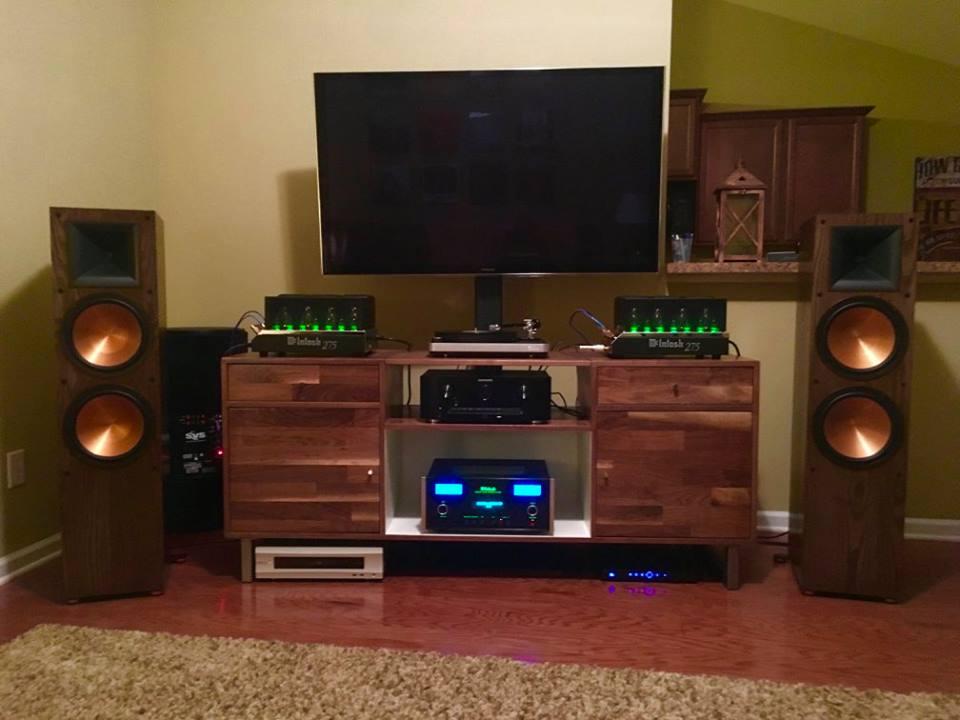 Klipsch Rf In Living Room