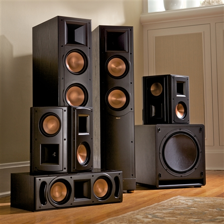 Sold Klipsch Reference Series Rf 62ii Surround System