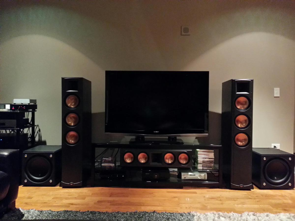 floor the just com it rp klipsch sexy speakers these slim they look too part dont and floors sound