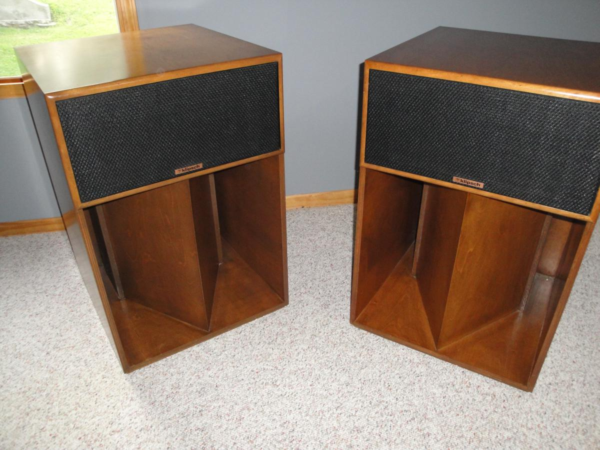 1987 la scala garage sale the klipsch audio community. Black Bedroom Furniture Sets. Home Design Ideas