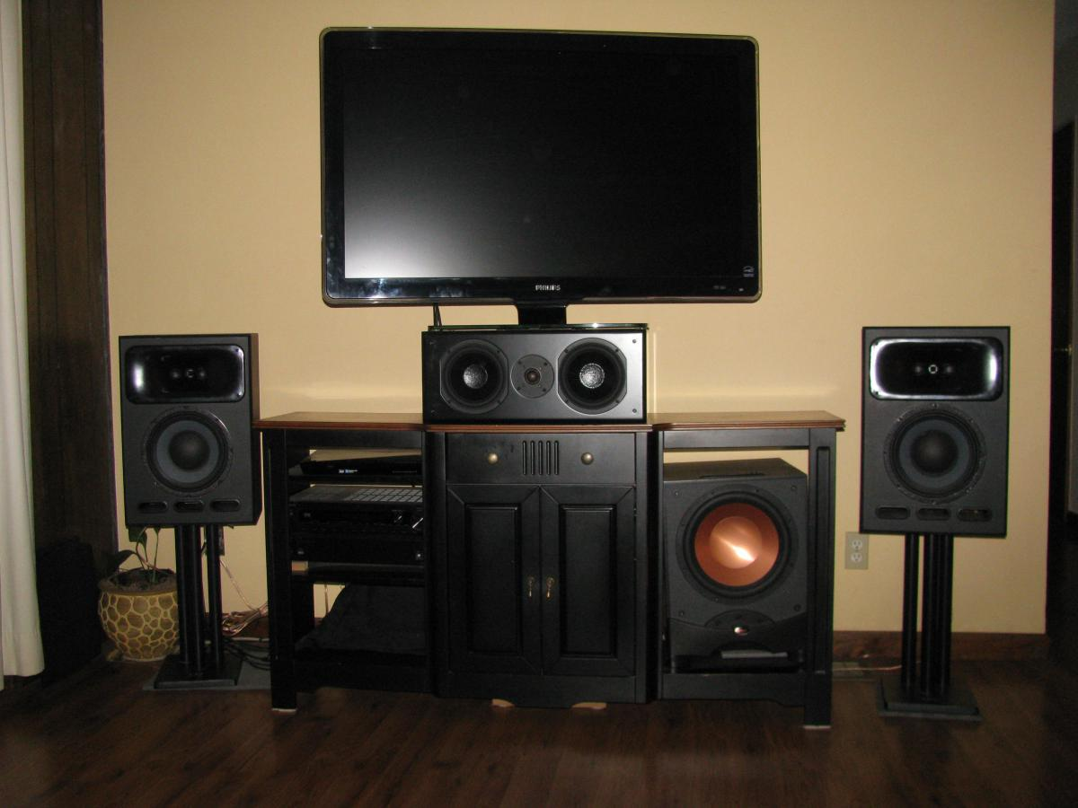 What Stands Recommended For Rp 160m General Klipsch