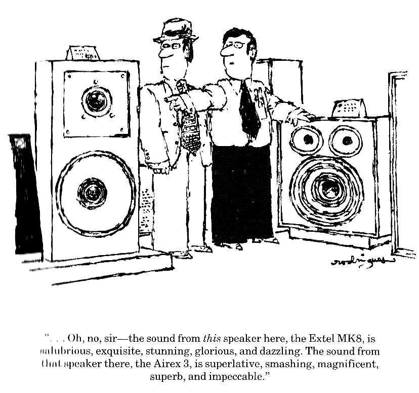 charles rodrigues audiophile cartoons - page 3