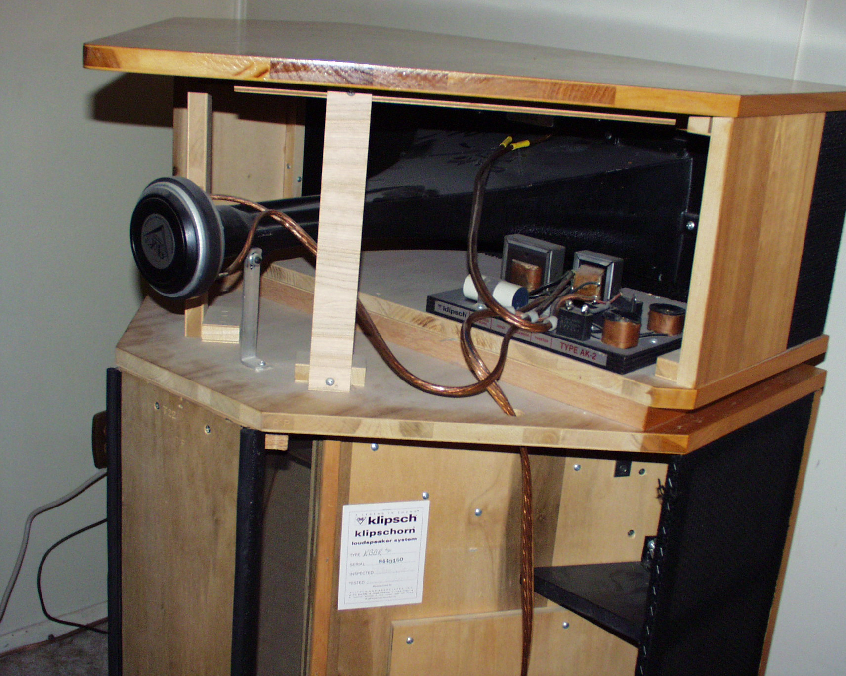 Klipschorn Dynamat Mortite Trunk Seal Happy Me   - Technical  Modifications