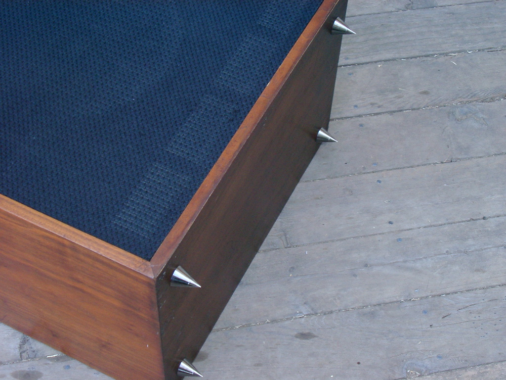 Adding Spikes to Speakers - Technical/Modifications - The Klipsch