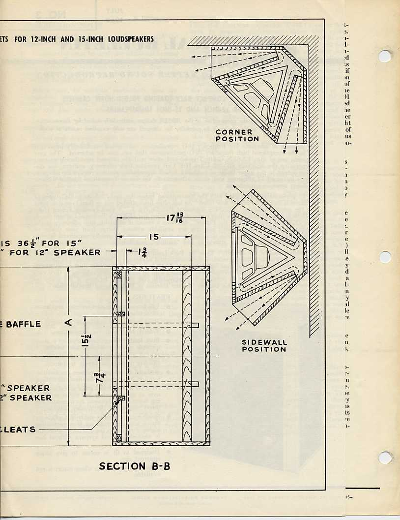 University Classic + Corner Plans - Technical/Modifications - The