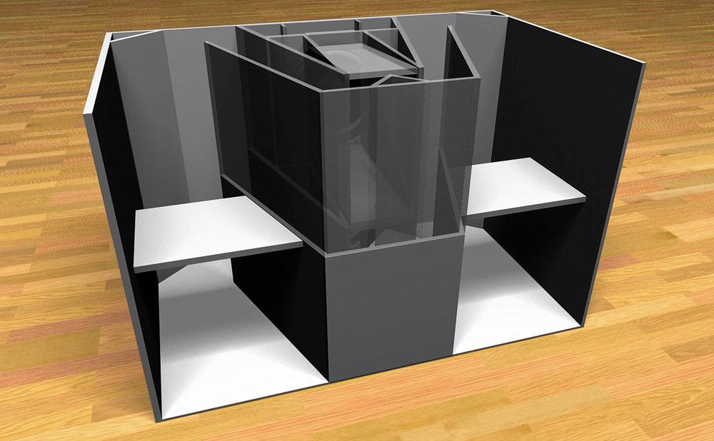 one mean w bin sub woofer general klipsch info the klipsch audio community. Black Bedroom Furniture Sets. Home Design Ideas