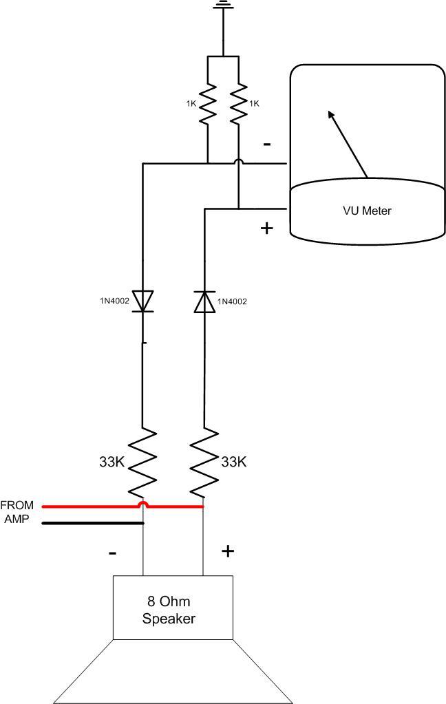 vu meter schematic diagram  | wiringdiagram.karaha…