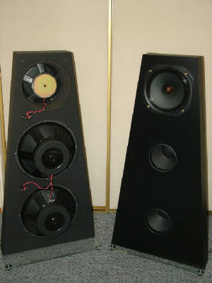 Yield Open-Baffle project  - 2-Channel Home Audio - The