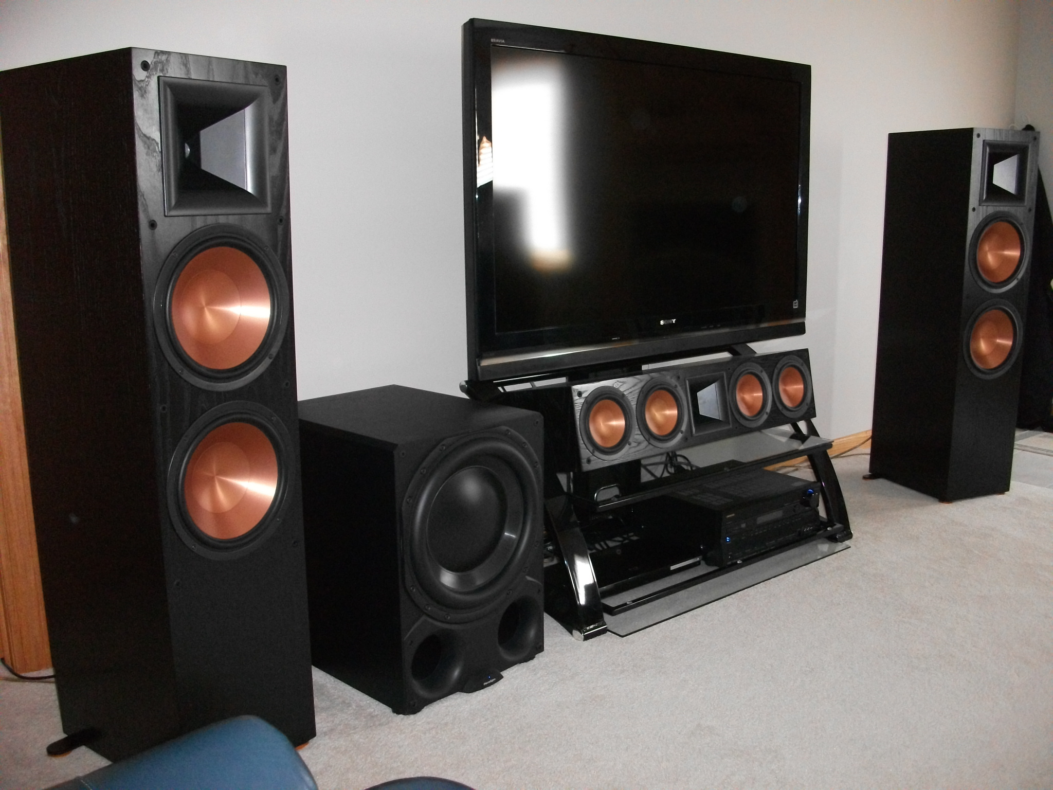 rf 7ii owners thread home theater the klipsch audio community. Black Bedroom Furniture Sets. Home Design Ideas