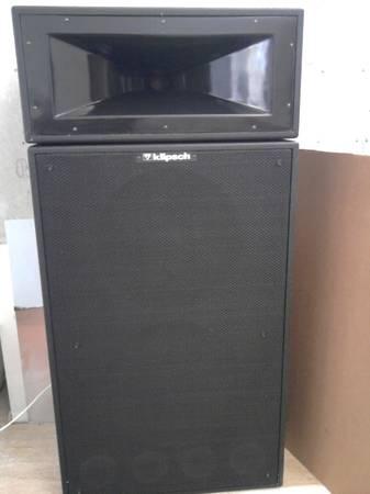 Klipsch Speaker Set KP-450 - $650 (Albuquerque) - Alerts ...