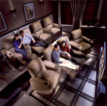 Image result for home cinema seats