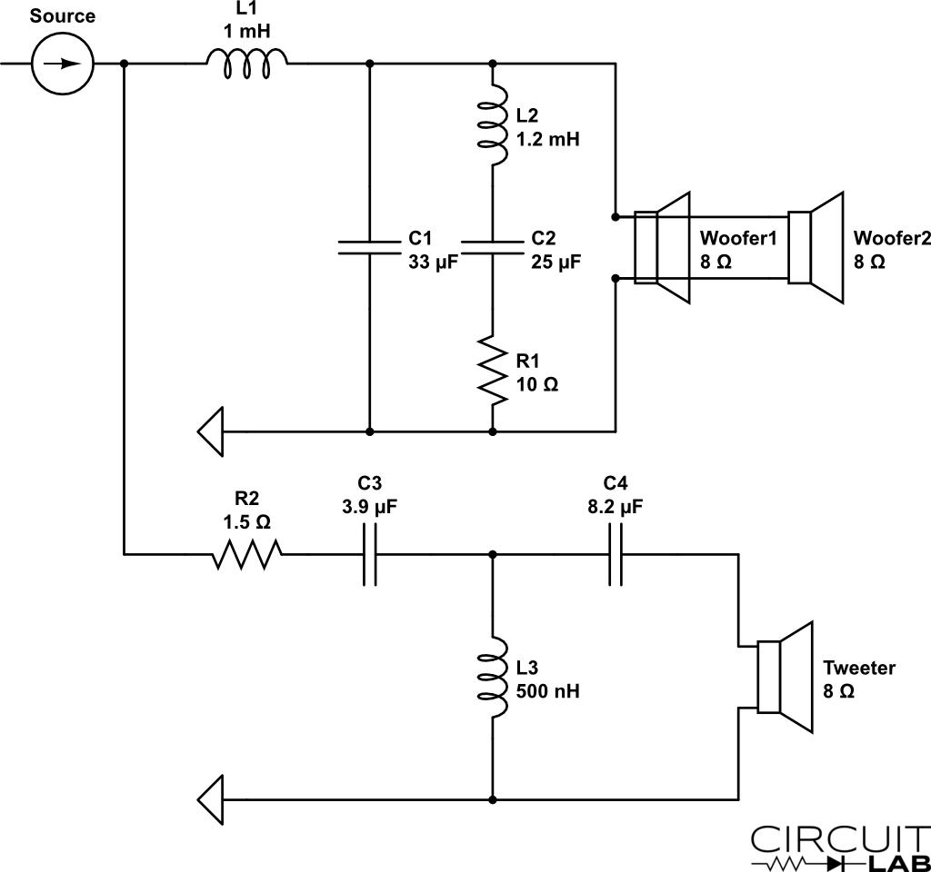 kg1 2 kg2 2 schematics technical modifications the klipsch rh community klipsch com Schematic Circuit Diagram Residential Electrical Wiring Diagrams
