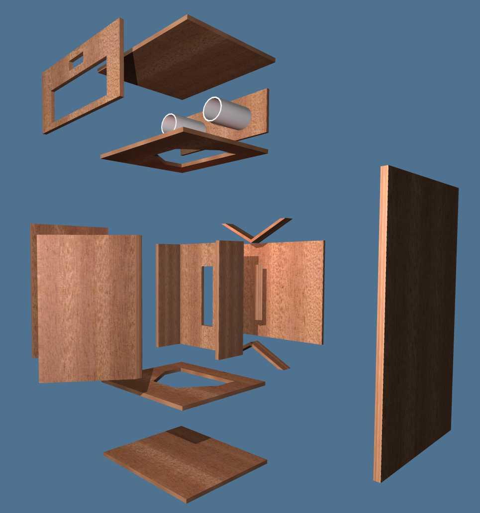 la scala bass mod again technical modifications the klipsch audio community. Black Bedroom Furniture Sets. Home Design Ideas