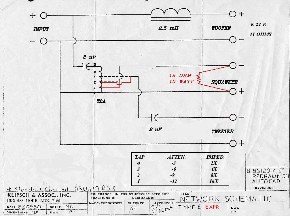 Klipsch Speaker Diagram | Wiring Diagrams on russound wiring diagrams, vizio wiring diagrams, harman kardon wiring diagrams, rockford fosgate wiring diagrams, lg wiring diagrams, m-audio wiring diagrams, pinnacle wiring diagrams, garmin wiring diagrams, yamaha wiring diagrams, kicker wiring diagrams, bose wiring diagrams, scosche wiring diagrams, celestion wiring diagrams, sennheiser wiring diagrams, apc wiring diagrams, crestron wiring diagrams, pioneer wiring diagrams, jl audio wiring diagrams, audiovox wiring diagrams,
