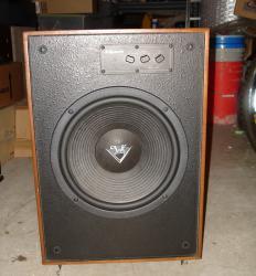 Klipsch SW-12 II Subwoofer Walnut - $200 *SOLD* - Garage Sale - The Klipsch  Audio Community