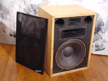 For Sale Klipsch Heresy Industrial Hip 2 Speakers