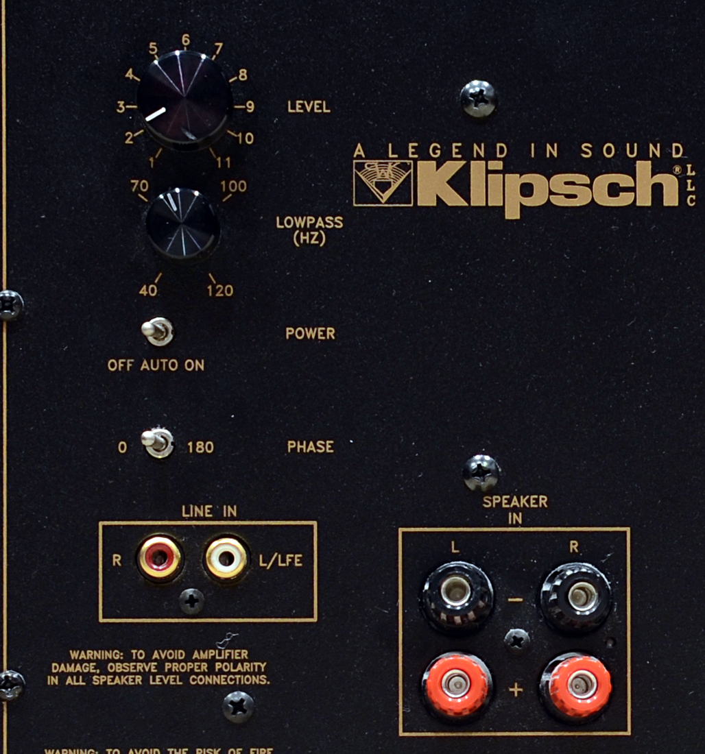 klipsch subwoofer wiring diagram car fuse box wiring diagram u2022 rh suntse de Repair Klipsch Subwoofer Amp Klipsch Sub 10 Schematic