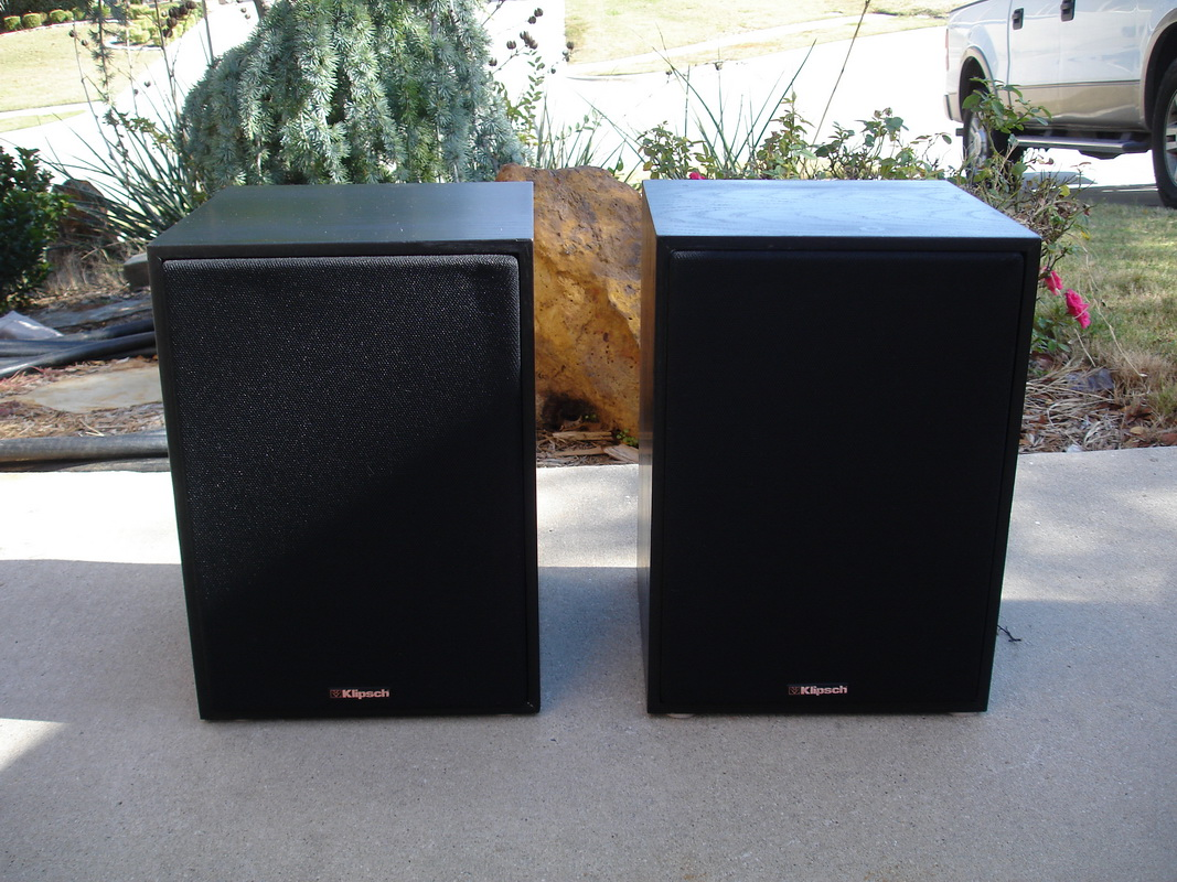 klipsch electronics speaker pair r dp speakers ca amazon bookshelf