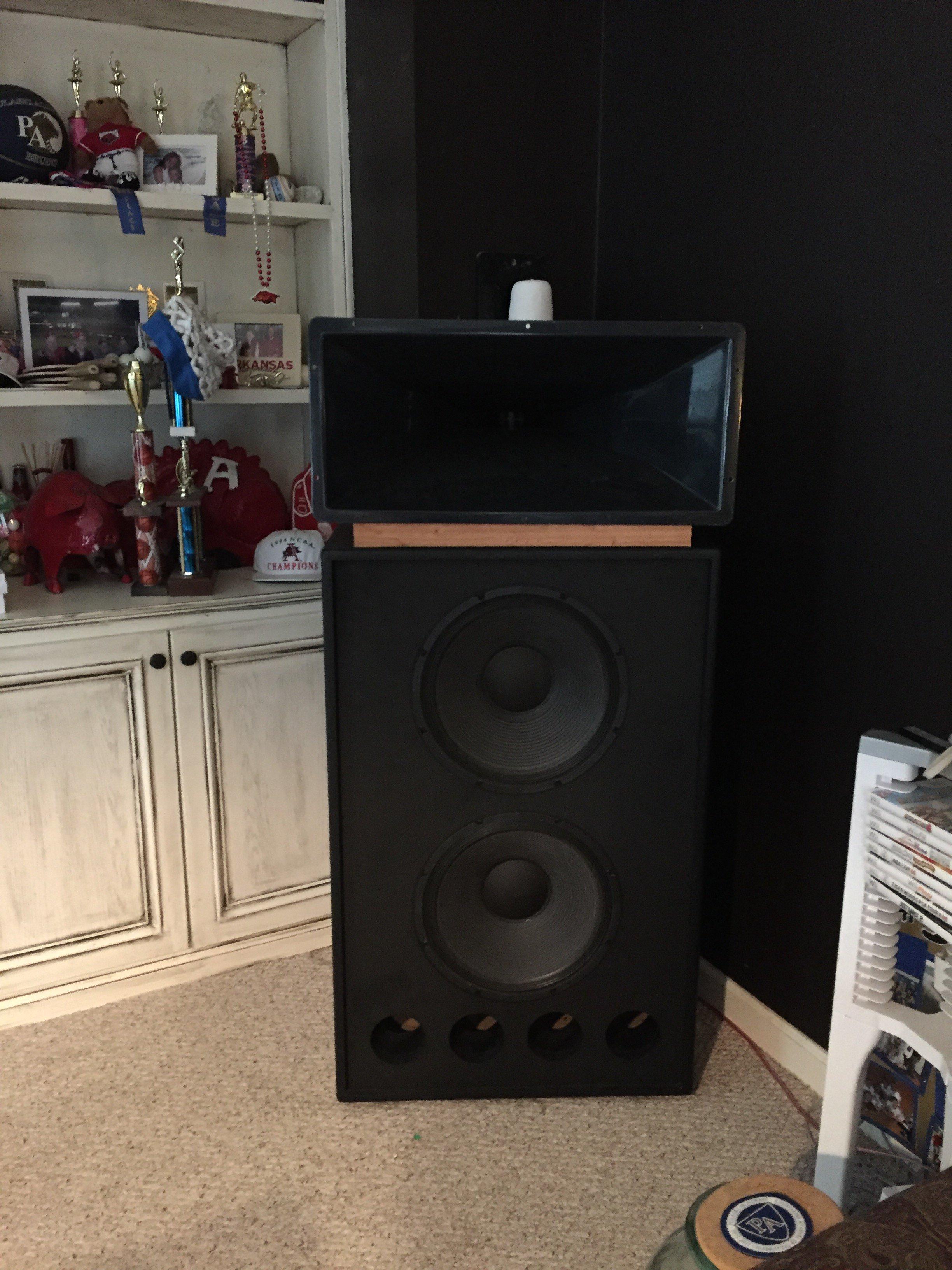 Fs Pair Of Kpt 904 S Garage Sale The Klipsch Audio