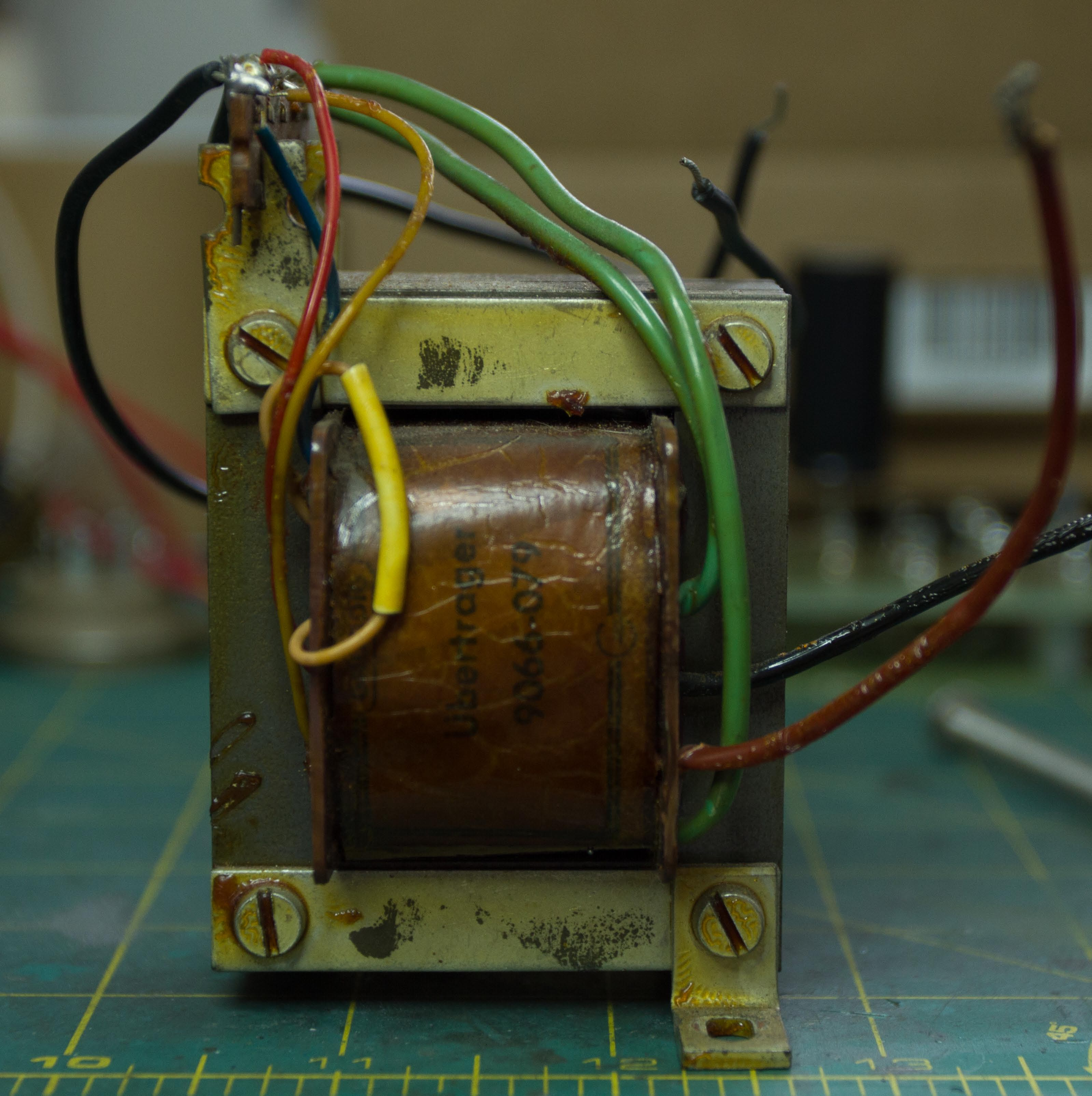 Help with output transformers - Talkin' Tubes - The Klipsch Audio