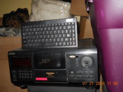 speakers,cd player and reciever