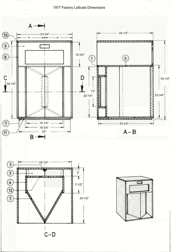 la scala build - page 2 - technical  modifications
