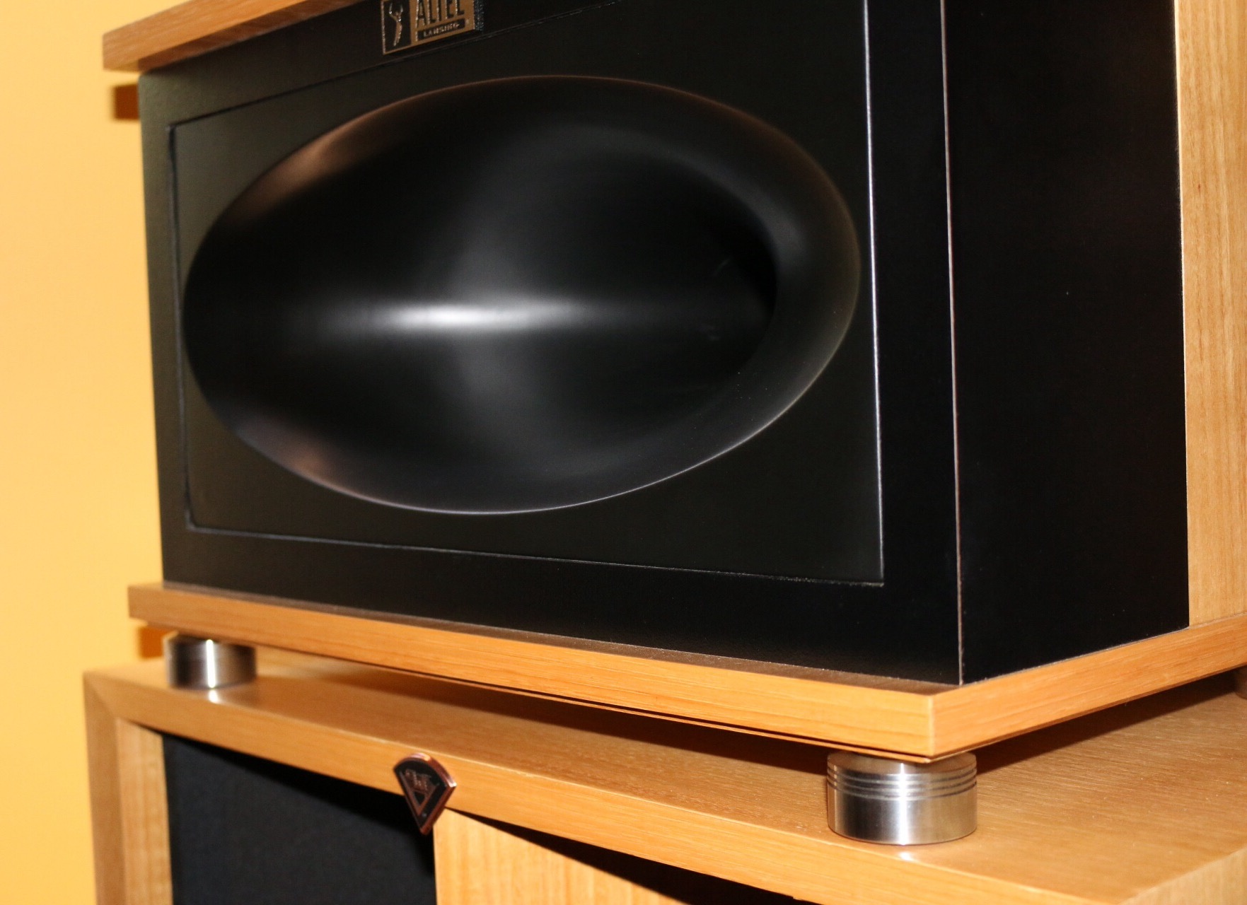 lascala mid horn technical modifications the klipsch. Black Bedroom Furniture Sets. Home Design Ideas