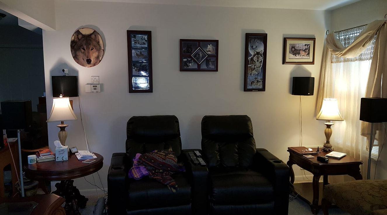 The Klipschhead Livingroom HT
