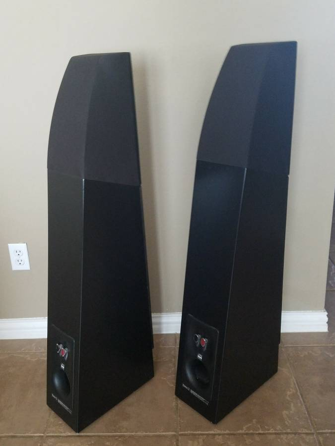Martin Logan Motion 12 Floorstanding Speakers Sold