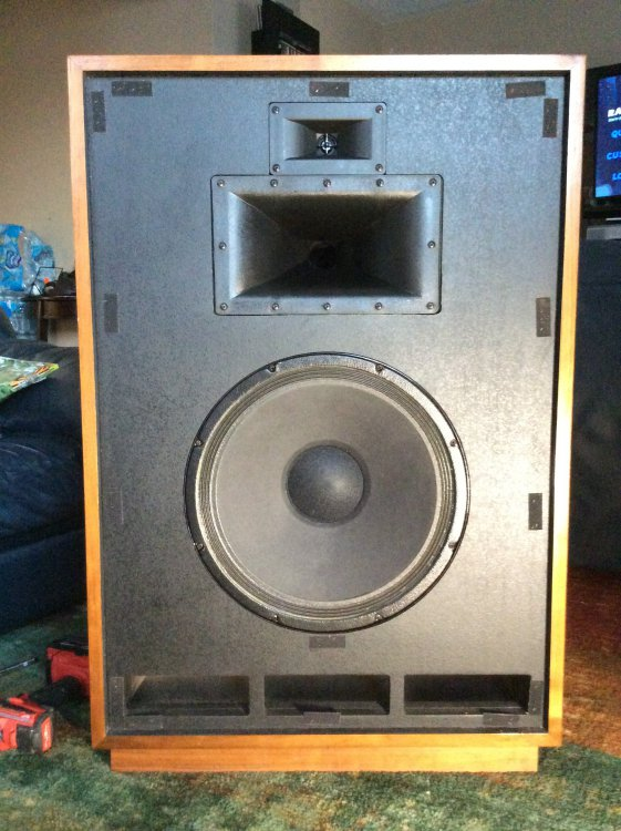 Crites makes the K600 horn | Audiokarma Home Audio Stereo