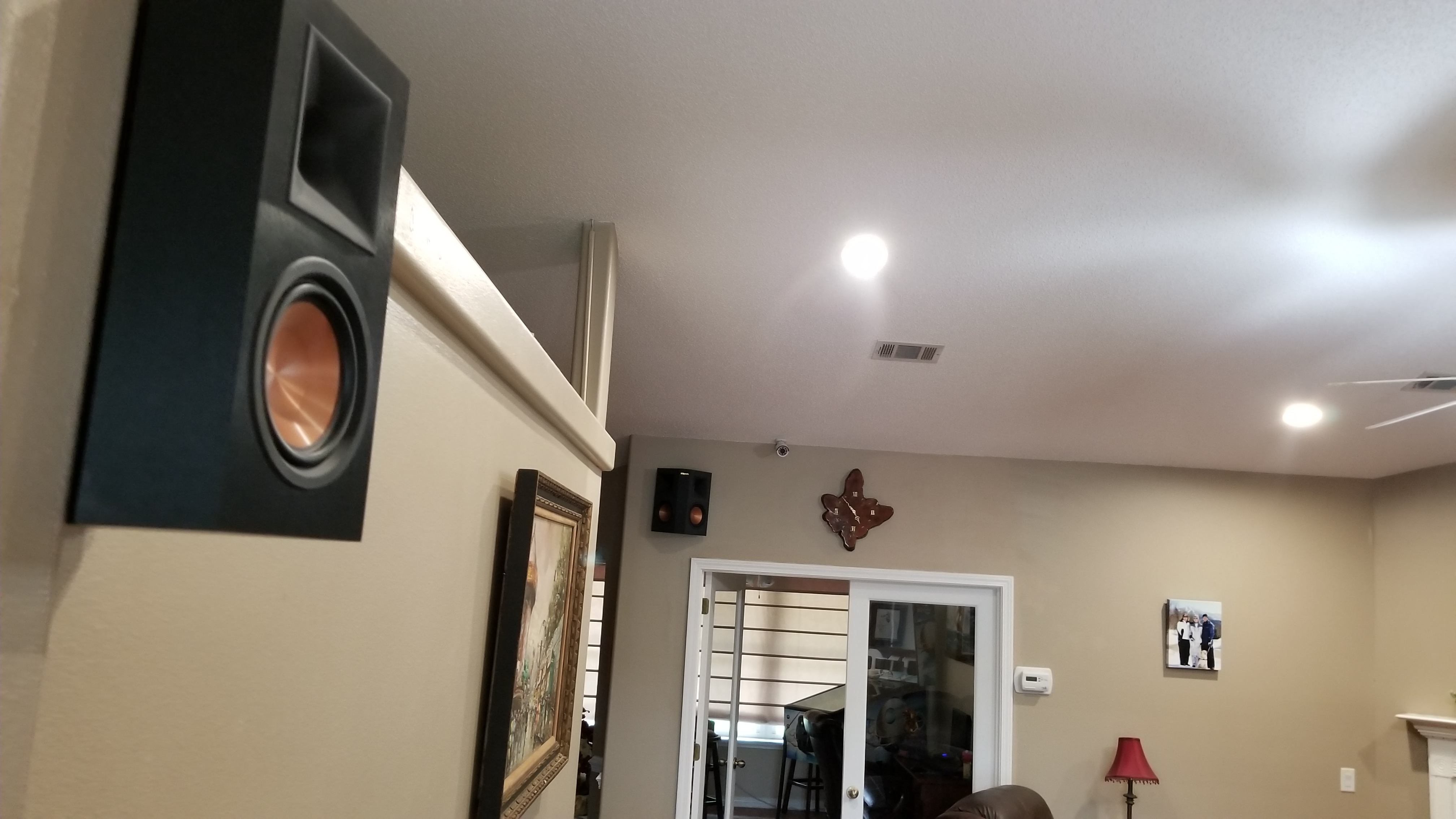 Klipsch RP-250S Wall Mount Issue  Did You Find that Needle