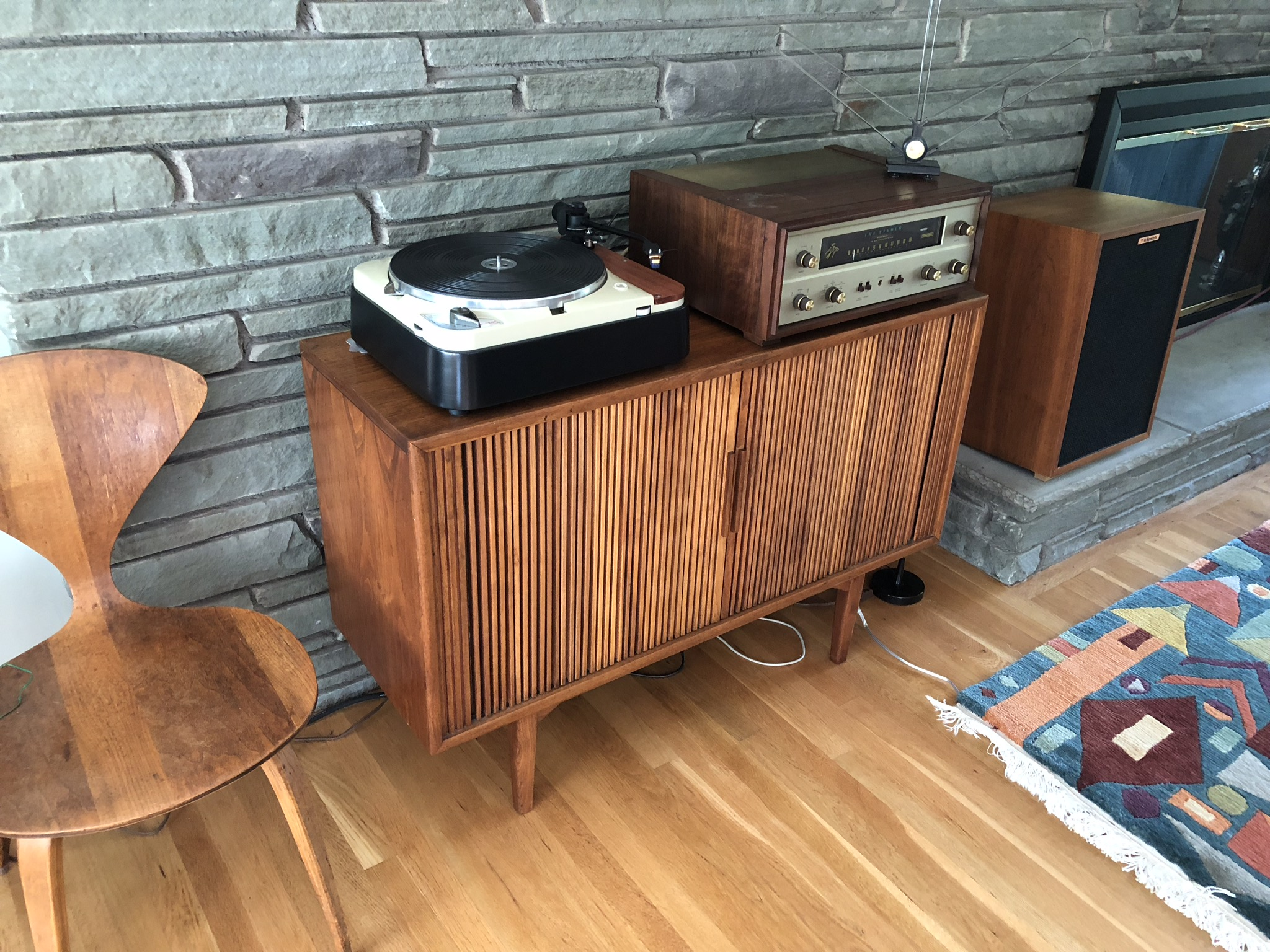 Just added a turntable to the living room setup - 2-Channel Home ...