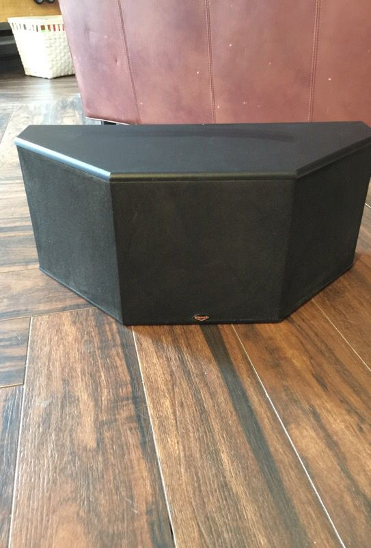 Klipsch Reference Series Rsw 15 Subwoofer And Rs7