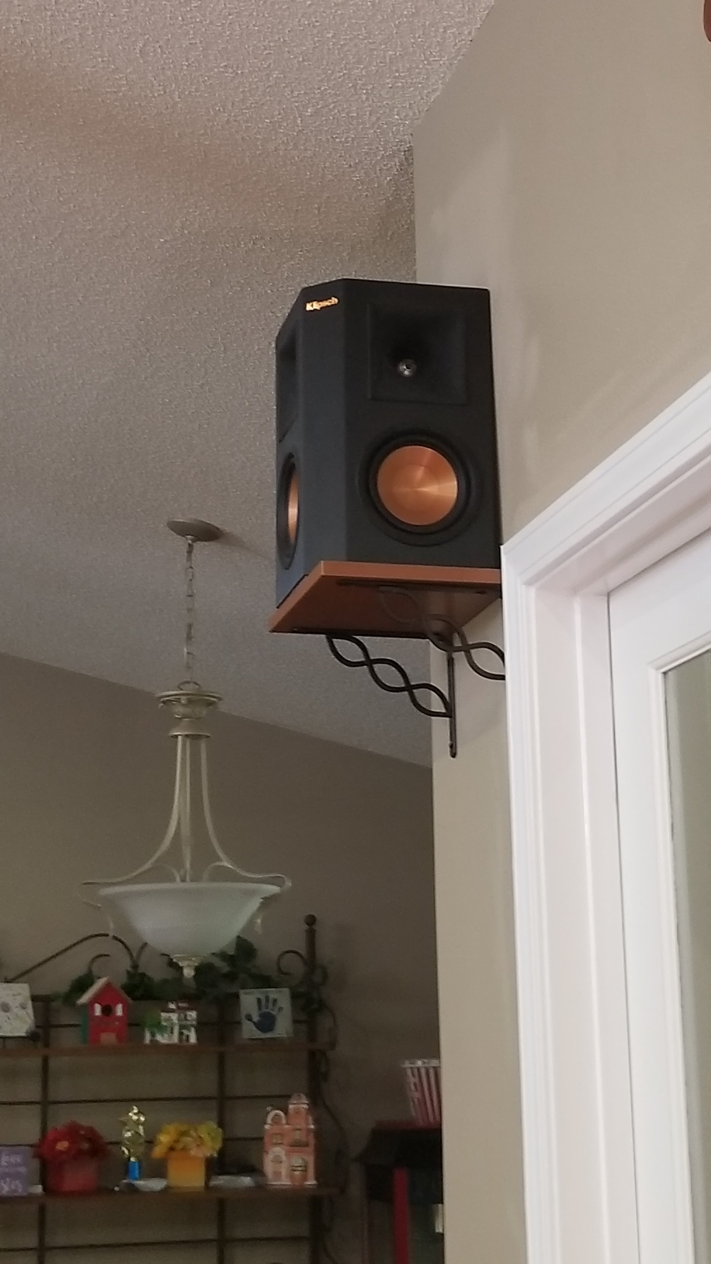 Klipsch Rp 250s Wall Mount Issue Did You Find That Needle